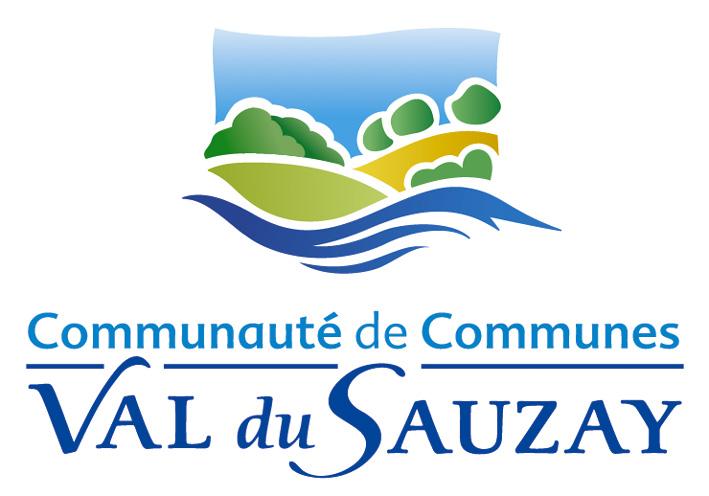 logo Comcom val du Sauzay
